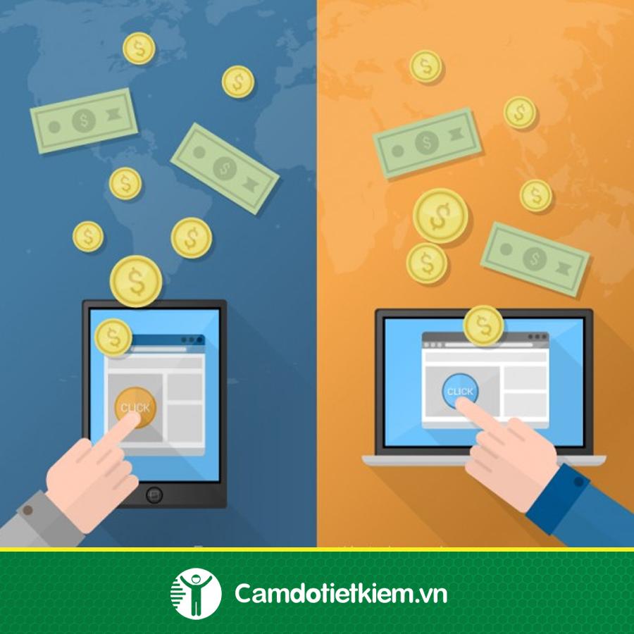 cầm đồ trực tuyến - định giá online