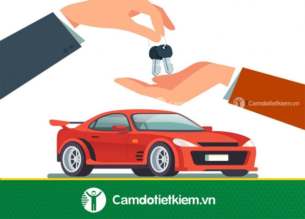 Cầm đồ xe ô tô trả góp